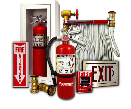 fire fighting equipment dealer in Texas