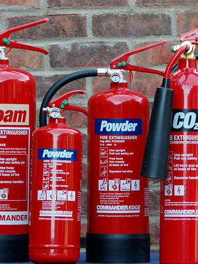 Fire & Safety equipment sales in Texas